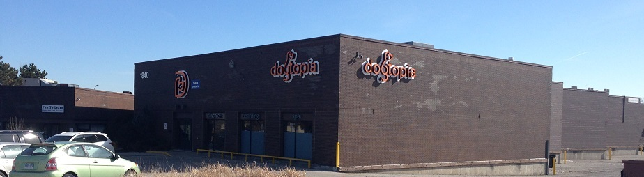 Dogtopia Meadowvale Now Open!!!