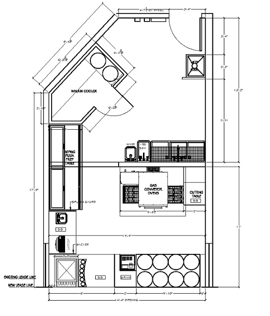 Erin Mills Floor Plan